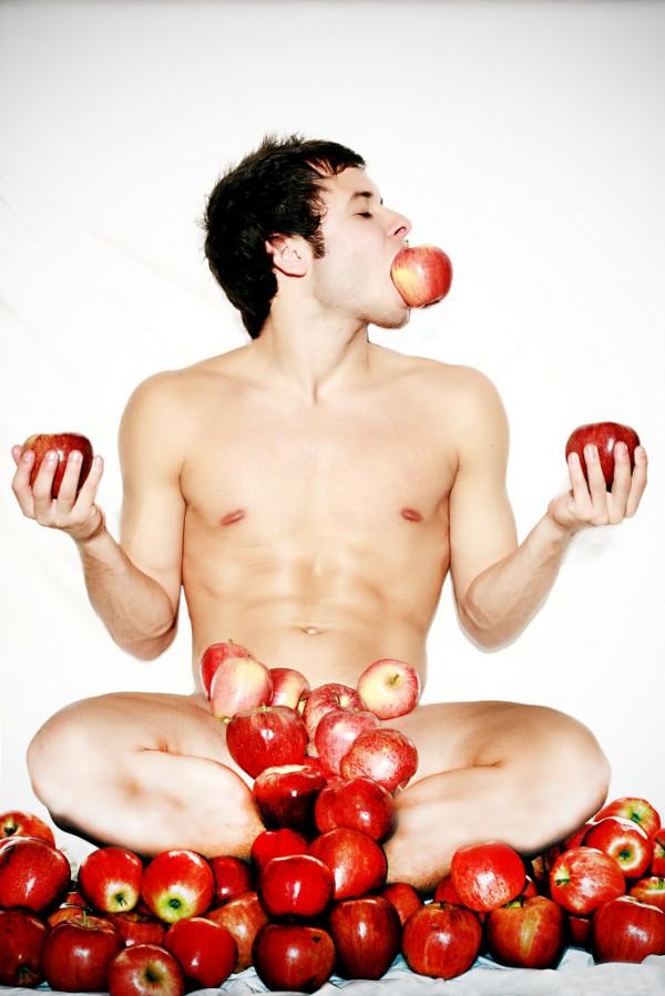 Rohe vegane Diät erick estrada