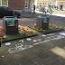Minder afval naast de containers bij proef in de Tarwewijk