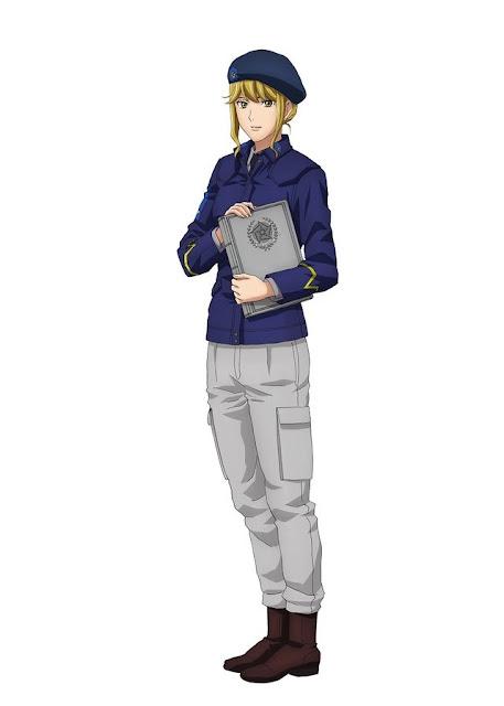 Aya Endo se une al reparto como Frederica Greenhill, a quien Yoshiko Sakakibara interpretó en la anterior adaptación animada.