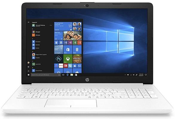 ▷[Análisis] HP Notebook 15-da0161ns, un portátil Core i3 con disco duro SSD a precio de regalo