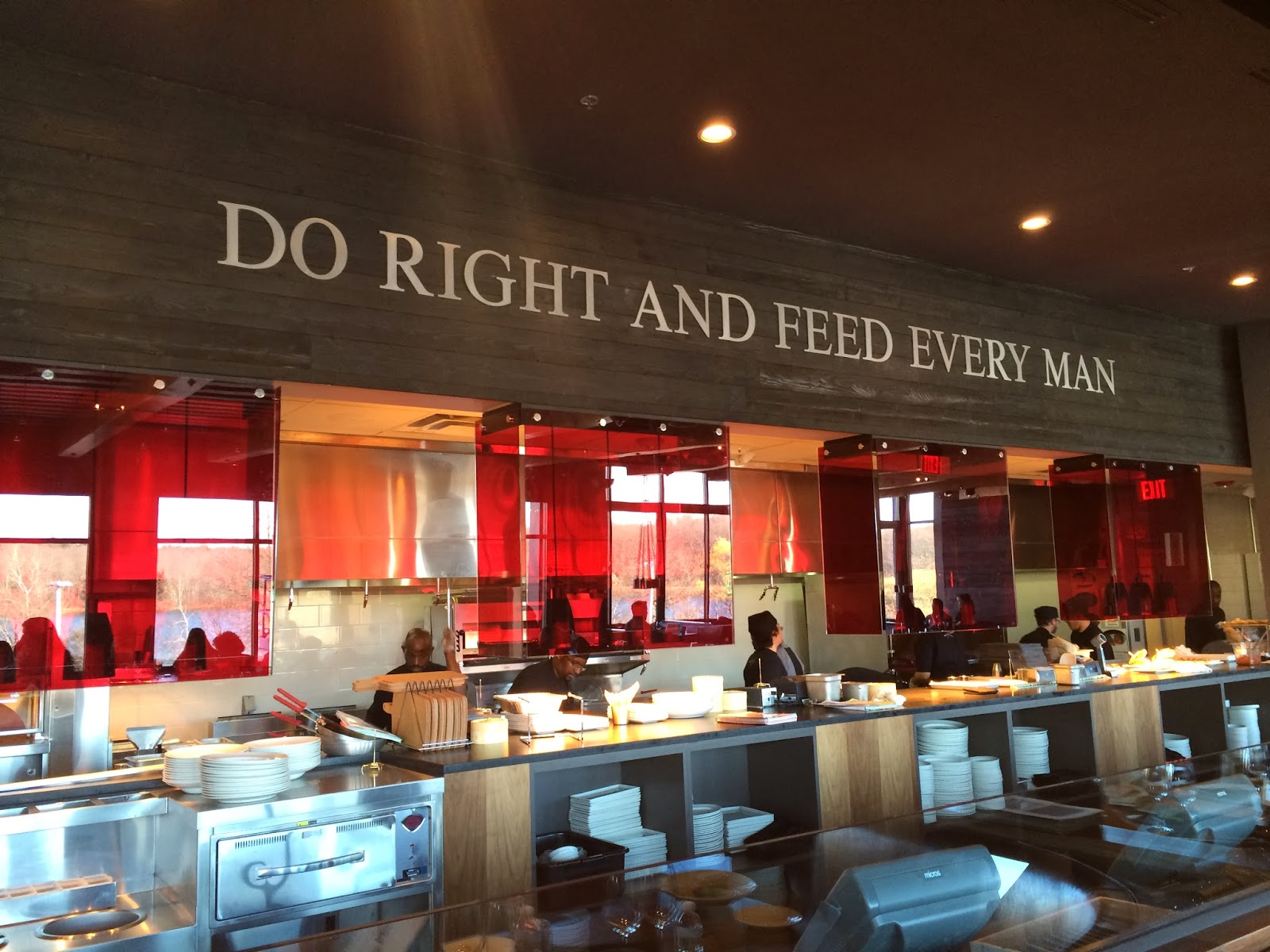 the wellesley wine press sneak preview del frisco s grille do right and feed every man