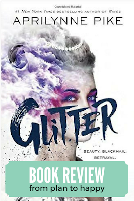 This mashup of 18th century France and a futuristic society does not disappoint! Glitter by Aprilynne Pike will keep you turning pages.
