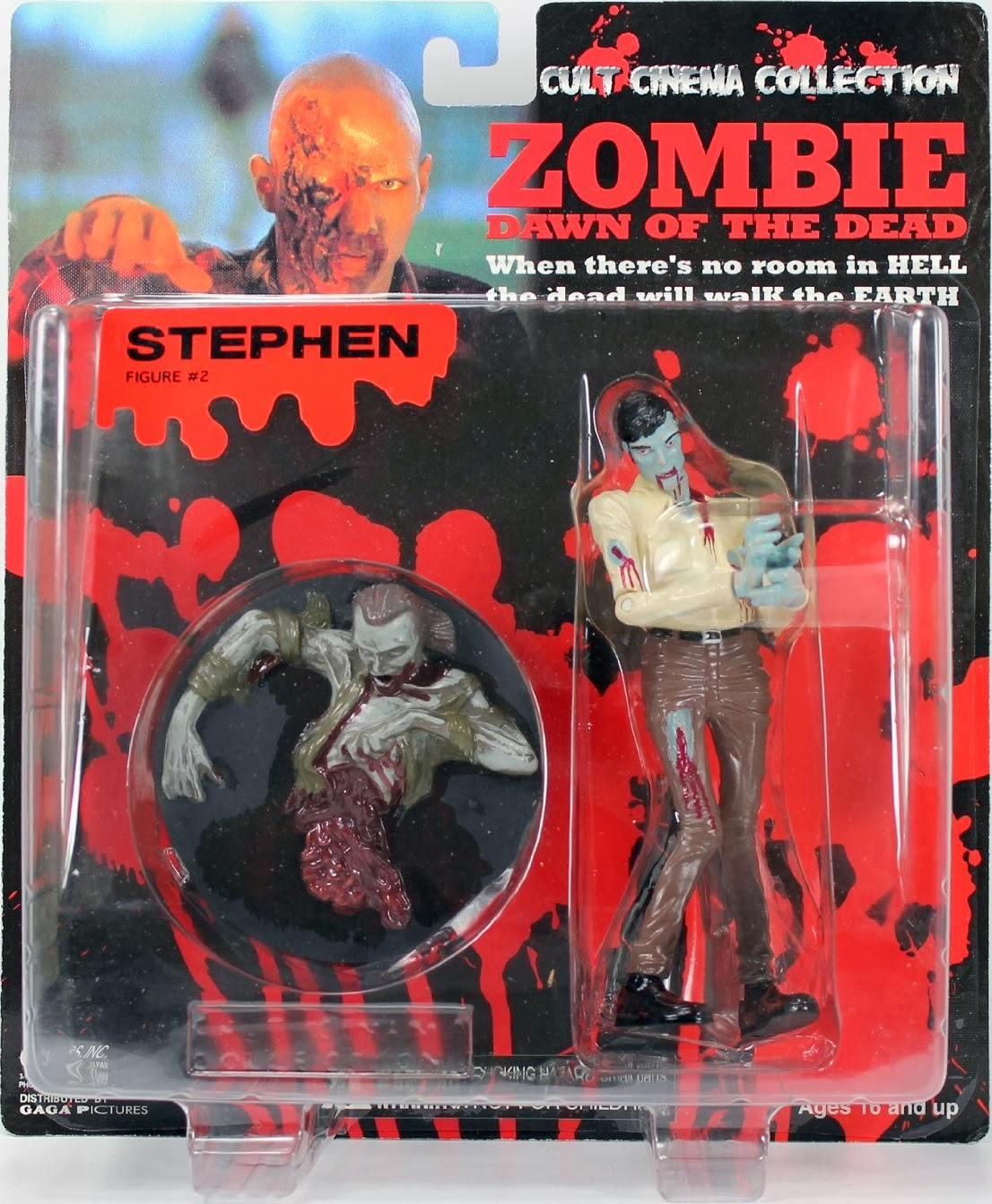 Stephen - Dawn of the Dead (action figure by Reds)