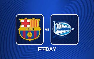 Barcelona vs Alaves – Highlights