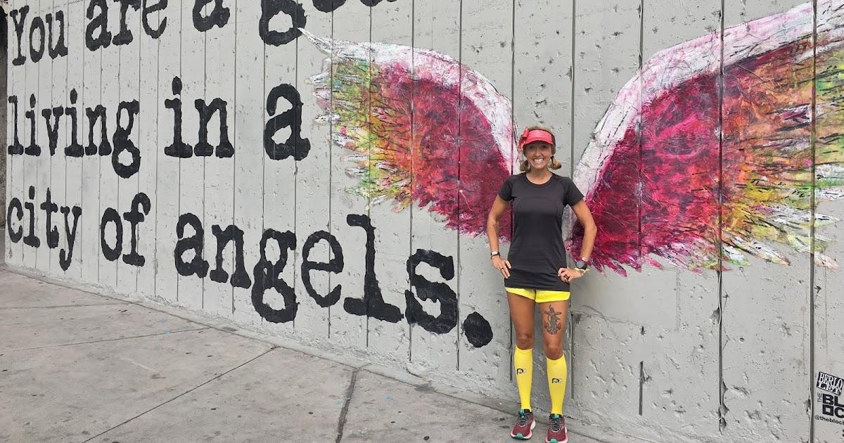 Carlee Mcdot Rock N Roll Los Angeles Half Marathon Race Recap
