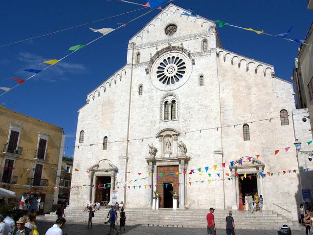 Bari, Apulia centrum starego miasta
