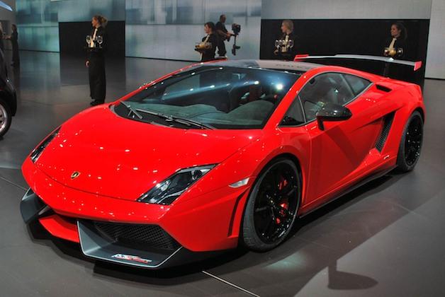 ... De Estrada Baseado No Carro De Troféu, Eis Senhores E Senhoras, O  Ultimo Hurra Do Gallardo   O Lamborghini Gallardo LP570 4 Super Trofeo  Stradale.