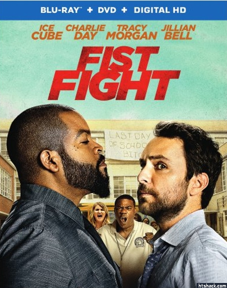 Fist Fight (Pelea de Maestros) (2017) m1080p BDRip 7GB mkv Dual Audio DTS 5.1 ch