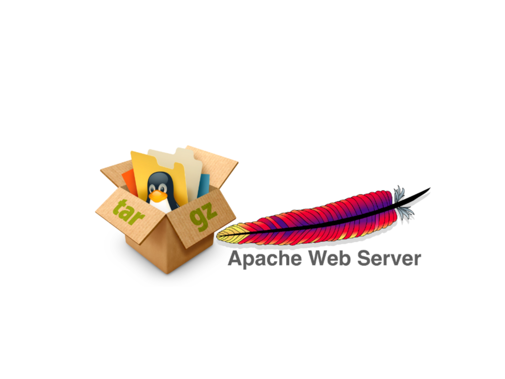 Apache Webserver - Installation from source (tar gz and tar bz2)