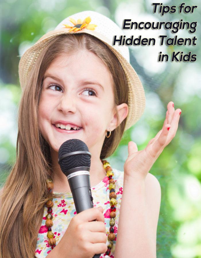 Tips for Encouraging Hidden Talents in Kids