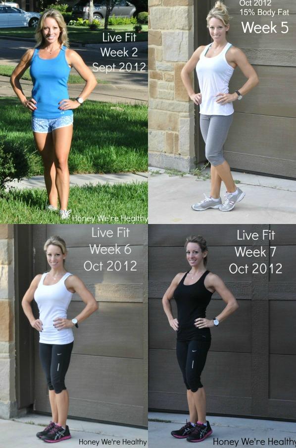 October 2012 Healthy Fitness Plan