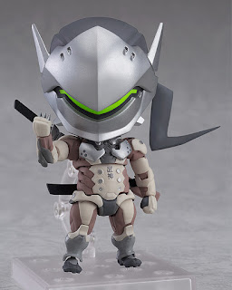 "Nendoroid Genji Classic Skin Edition de ""Overwatch"" - Good Smile Company"