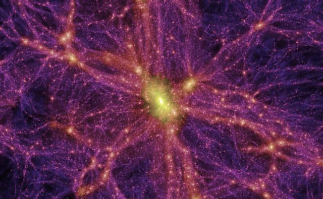 La fibra del universo entero