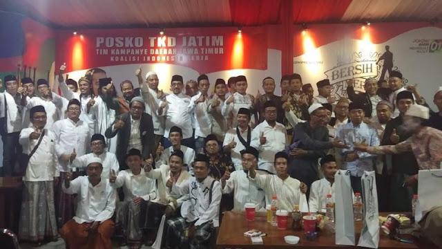 Himpunan Lora Madura Mendukung KH Maruf Amin