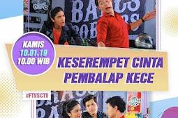 Biodata Pemain FTV Keserempet Cinta Pembalap Kece SCTV