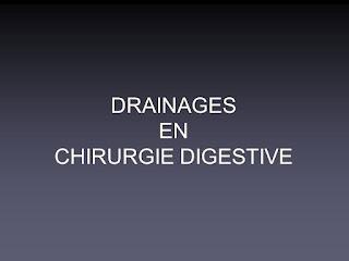 DRAINAGES EN CHIRURGIE DIGESTIVE .pdf
