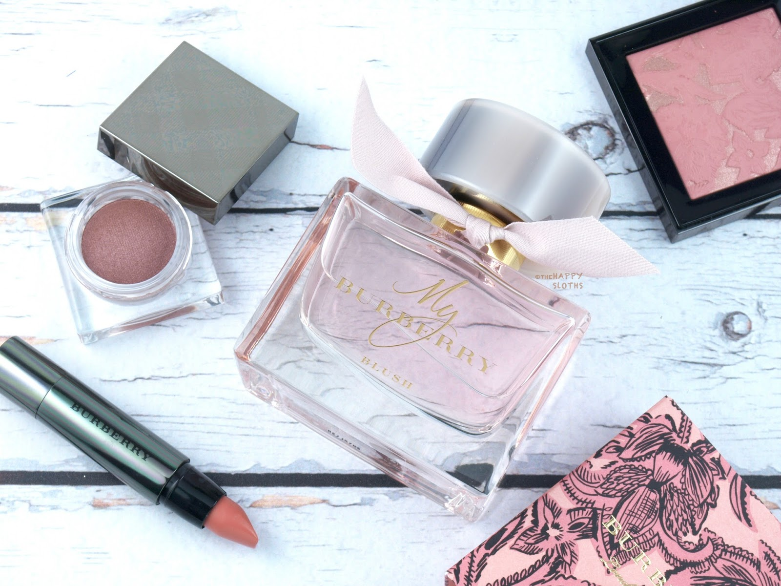 Burberry My Burberry Blush Eau de Parfum: Review