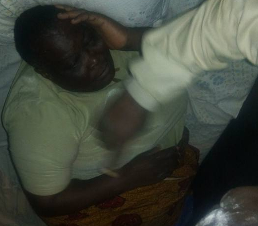 70 year old nigerian woman gives birth baby girl warri