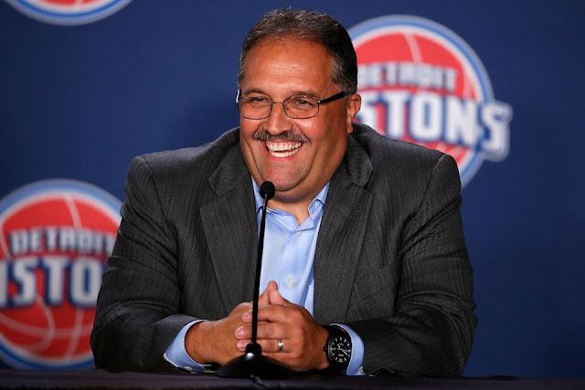 Stan Van Gundy en fin de saison | PistonsFR,actualité des Detroit Pistons en France