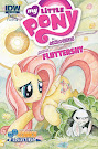 My Little Pony Micro Series #4 Comic Cover Double Midnight Variant