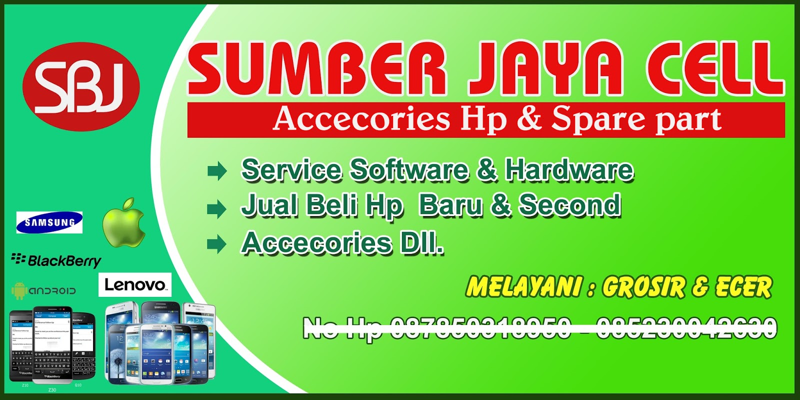 Jasa Desain Banner Dan Brosur Jasa Crop Foto