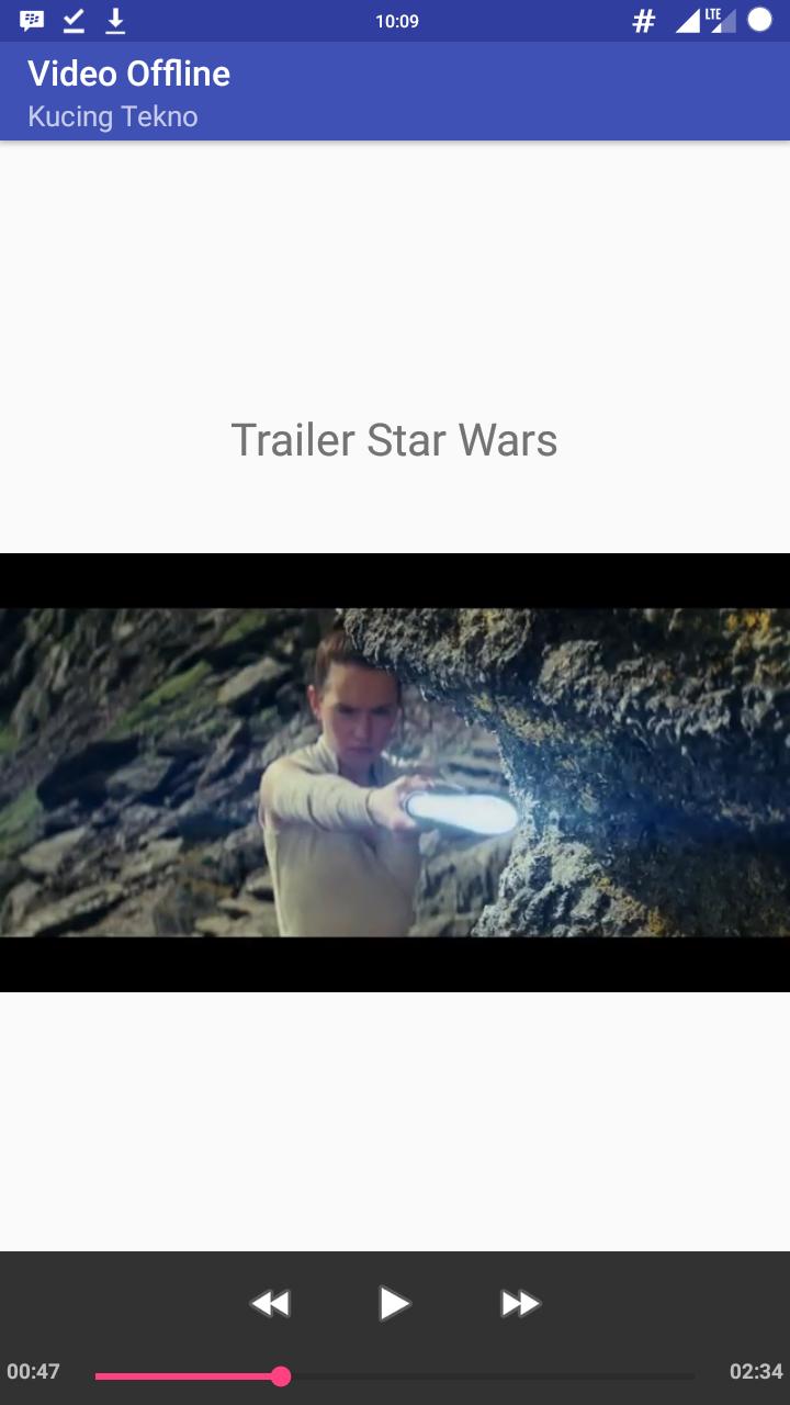 Tutorial Menampilkan Video di Android Studio dengan Videoview