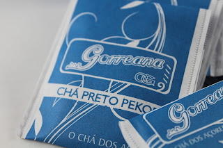 Chá preto orange pekoe ou pekoe