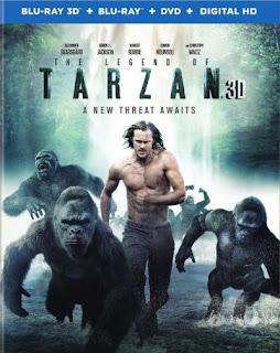 The Legend of Tarzan (2016) BluRay Subtitle Indonesia
