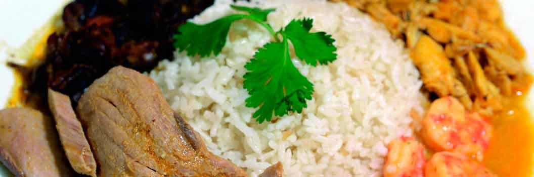 Gastronomía Huecas de Guayaquil - Corozo el verdadero