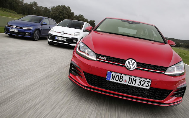 VW Golf e Polo 2019 - carros mais vendidos da Alemanha