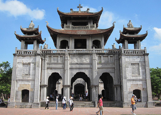 Catedral de Phat Diem, Ninh Binh (Vietnam)