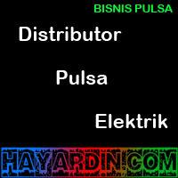 Distributor Pulsa Elektrik