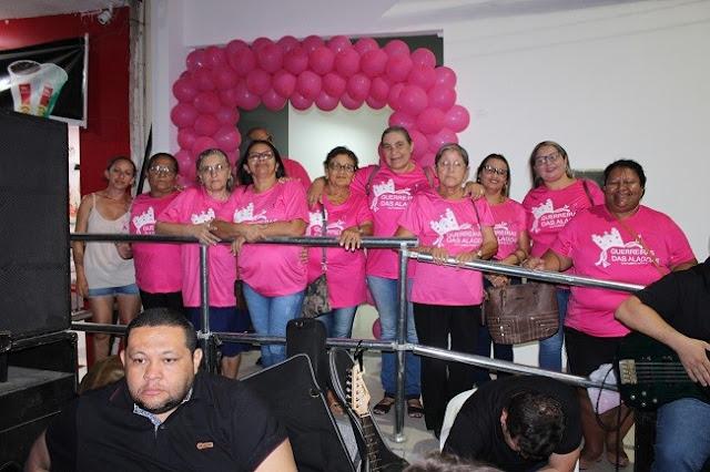 Câmara de Vereadores de Delmiro Gouveia  celebra Outubro Rosa com sessão solene