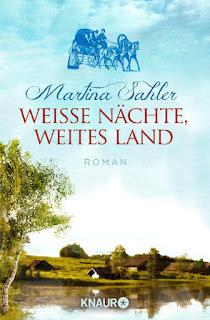 Weiße Nächte, weites Land von Martina Sahler