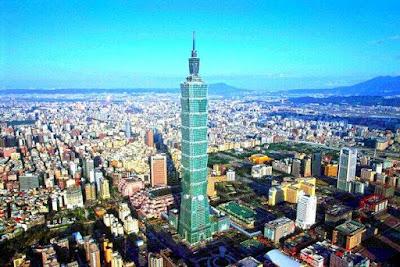 Menara Taipei 101