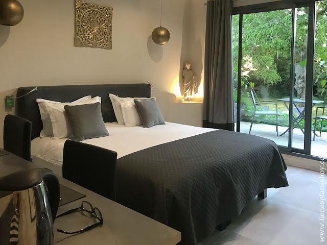 Le Parc Stanislas Alojamiento Chartres  Hotel viaje Francia roadtrip Loira
