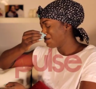 "I have never cheated on my husband"" - Tiwa Savage cries up on failed marriage (must watch video)"