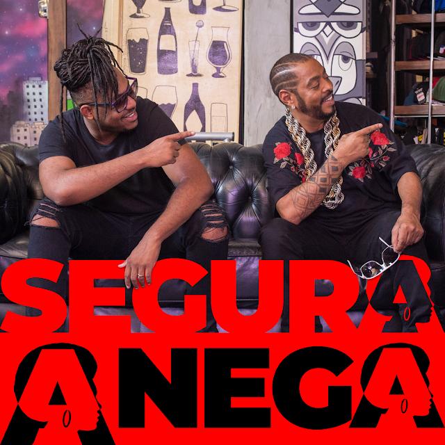 Thaíde lança música 'Segura a Nega' com DJ Max nos Beatz.