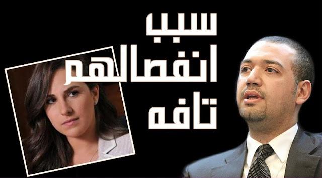 اسباب انفصال معز مسعود وشيري عادل.. سبب طلاق شيري عادل ومعز مسعود