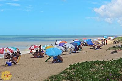 FAROL DE SÃO THOMÉ - Praia que vive o ano inteiro!