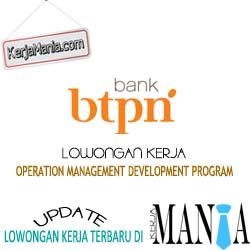 Lowongan Kerja Terbaru Bank BTPN