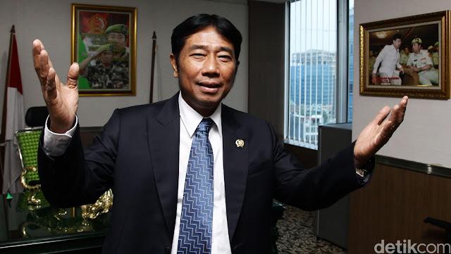 Rommahurmuziy Ditangkap KPK, Lulung Bikin Syukuran