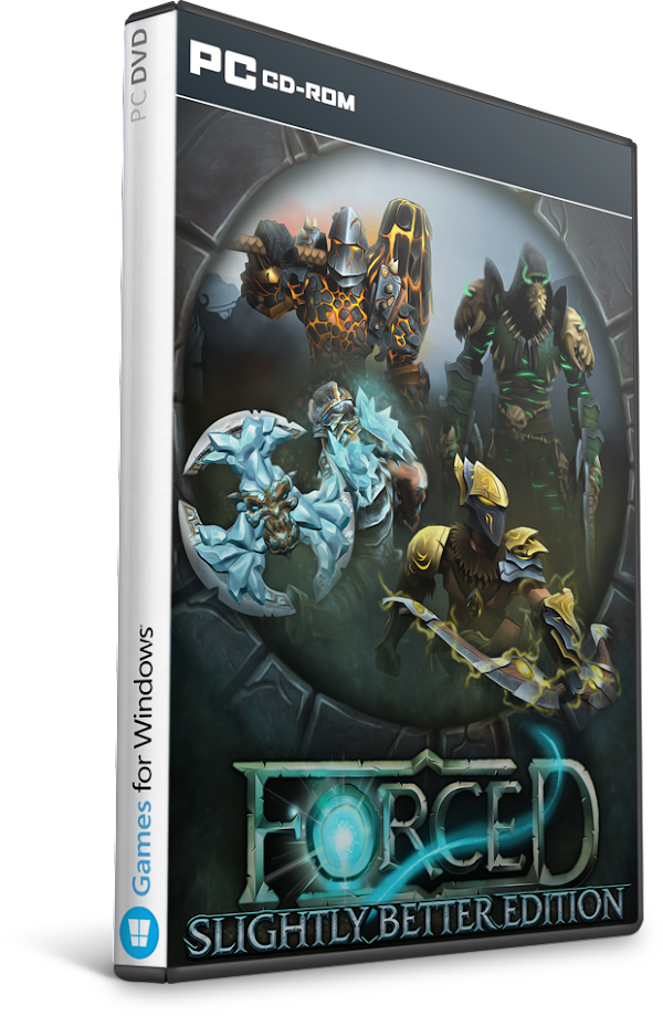 DESCARGAR FORCED Slightly Better Edition Multilenguaje (Español) (PC-GAME) MEGA