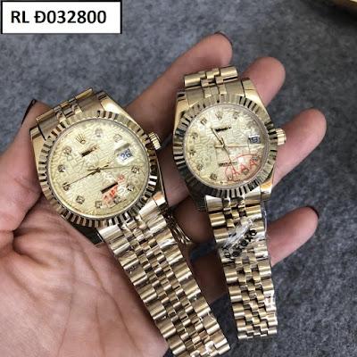 Đồng hồ đeo tay Rolex Đ032800 quà tặng người yêu ý nghĩa và sâu lắng