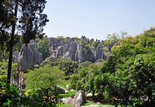 Stone Forest, Shilin, Kunming