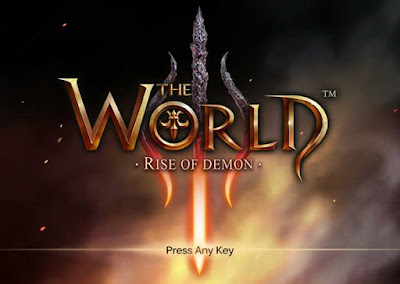 The World 3: Rise Of Demon Apk OBB Data For Android Terbaru
