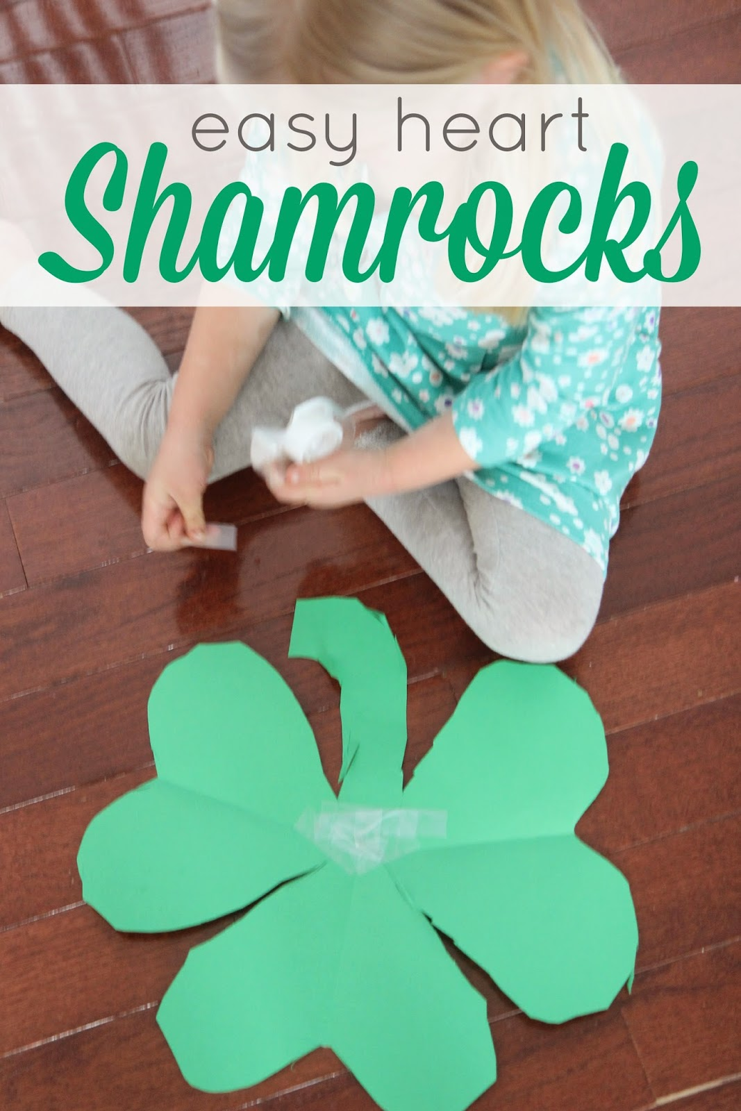 Toddler Approved 8 Easy St Patrick S Day Crafts For Kids