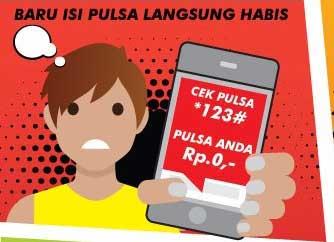 Cara Stop Layanan Penyedot Pulsa Konten Premium IM3 Indosat Ooredoo