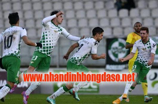 Sporting Braga vs Moreirense 3h00 ngày 12/8 www.nhandinhbongdaso.net