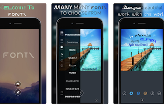 OGGI GRATIS: App da 5 €tra le più complete per personalizzare foto con grafica testuale